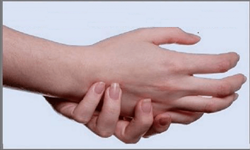 DO YOU LOSE STRENGTH IN THE HANDS? THE PATIENTS OF FIBROMYALGIA YES